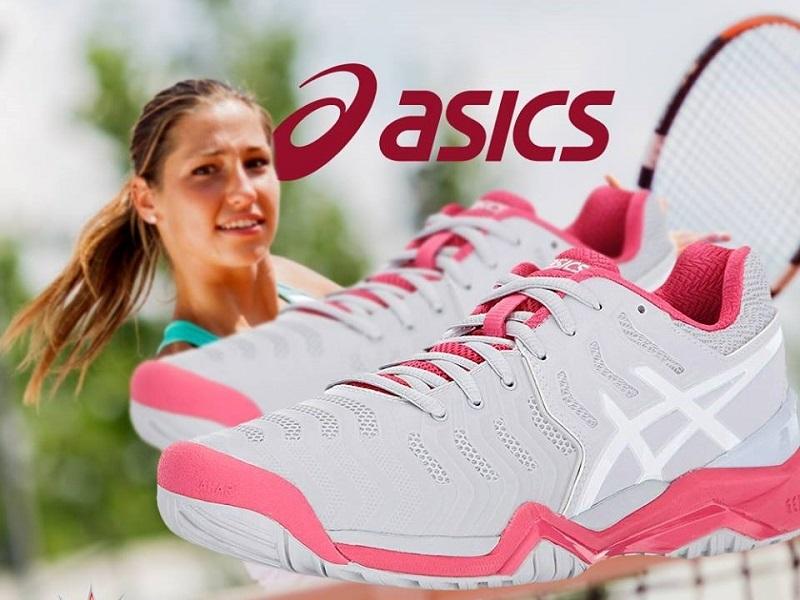 tenis asics gel resolution feminino ii