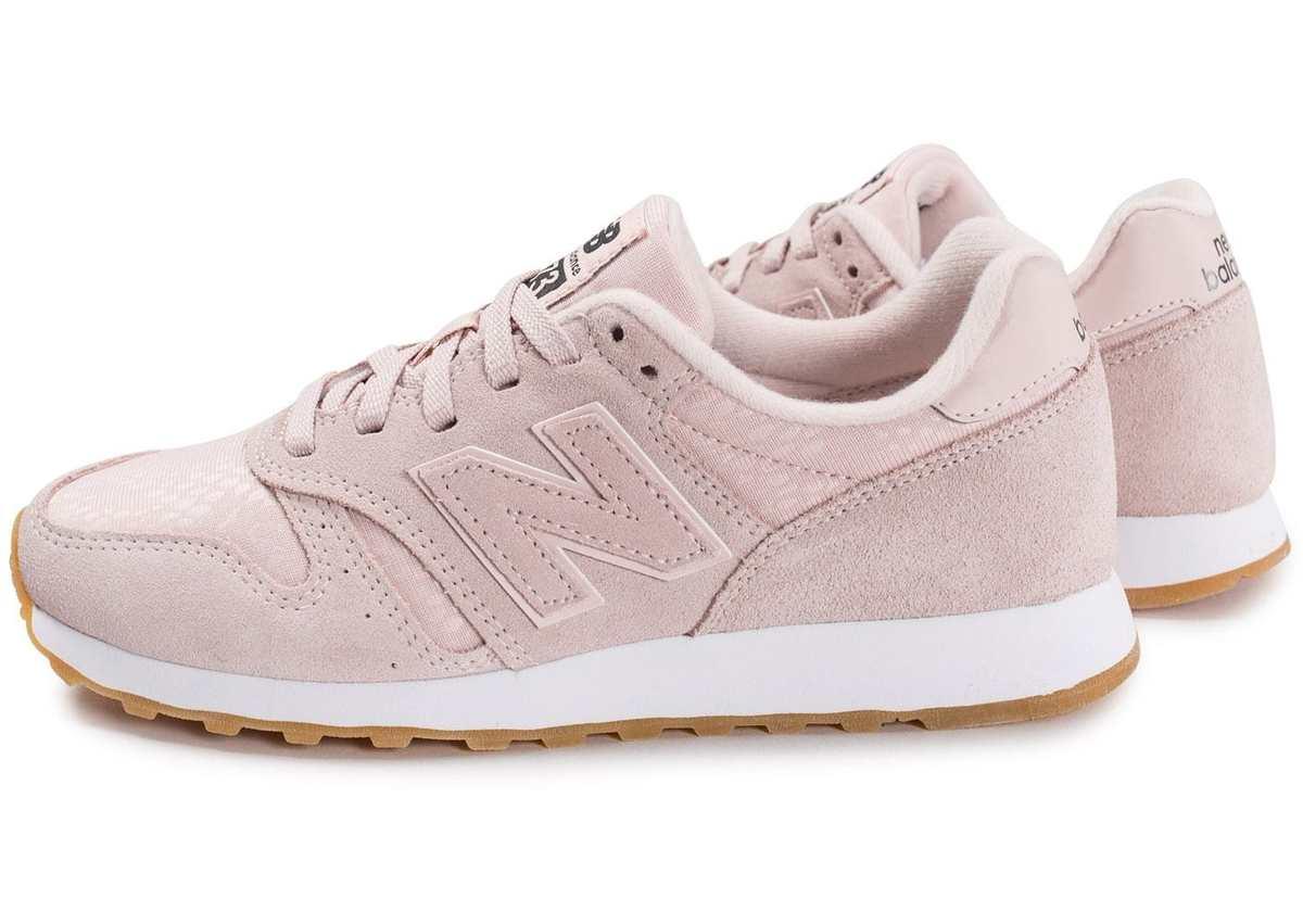 Zapatos New Balance rosa