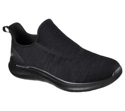 CALZADO SKECHERS AIR COOLED MEMORY FOAM NEGRO N17 Cod:52388/BBK