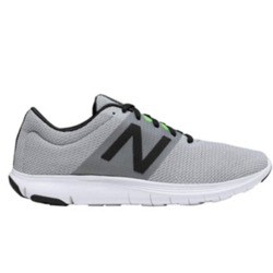 CALZADO NEW BALANCE RUNNING COURSE GRIS/VERDE N406 Cod:MKOZELG1