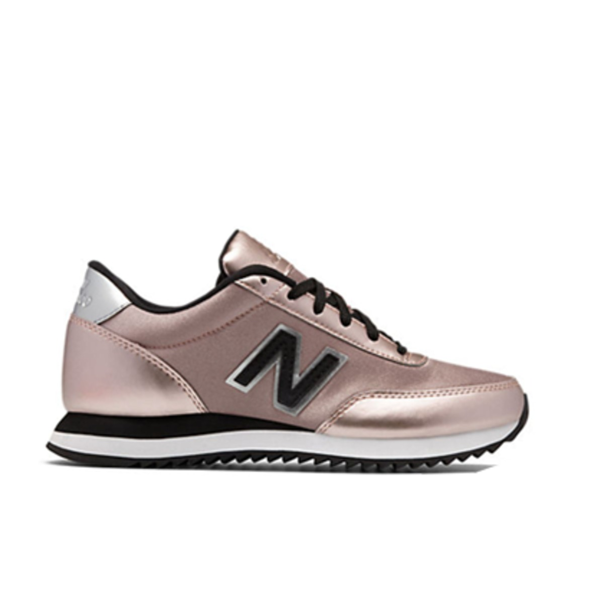 negro rosado new balance 595