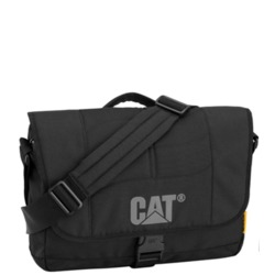 BOLSO CATERPILLAR CAINE MEDIUM MESSENGER NEGRO Cod:83111-01