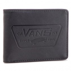 BILLETERA VANS FULL PATCH NEGRO MASC Cod:VN0A31J9BLK