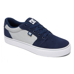 CALZADO DC SHOES ANVIL M SHOE AZUL/BLANCO M N322 Cod:303190NGH