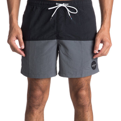 SHORT QUIKSILVER FIVE OH VOLLEY NEGRO/GRIS Cod:eqyjv03290-kvj0