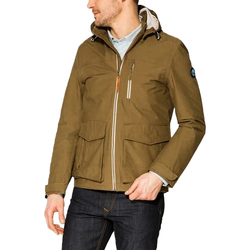 JAQUETA TIMBERLAND MOUNT CLAY HOODED VERDE MUSGO M Cod:a1jale24