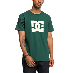 REMERA DC SHOES DC STAR VERDE MASC M/C Cod:t03119grw0