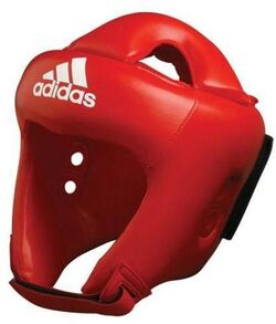 CABEZAL ADIDAS RED Cod:adibh01-red