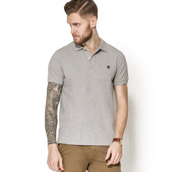 REMERA TIMBERLAND SS MILLERS RIVER POL GRIS MAS Cod:A1S4J052-052