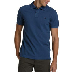 REMERA TIMBERLAND POLO SS MILLERS RIVER AZUL Cod:A1S4J288-288