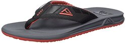ZAPATILLA REEF PHANTOMS AZUL NEGRO ROJO MASC Cod:rf002046car