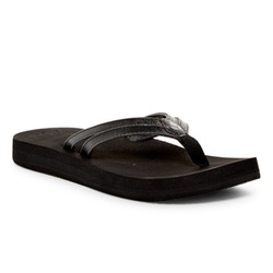 ZAPATILLA REEF CUSHION TWIN NEGRO FEM Cod:RF001026BLA