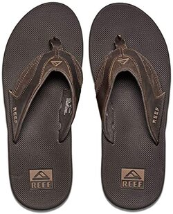 ZAPATILLA REEF NEATHER FANNING MARRON MASC Cod:RF002156BRO