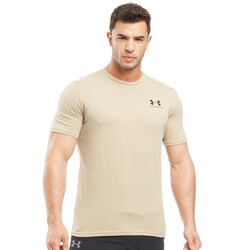 REMERA UNDER ARMOUR SPORTSTYLE MARRON MASC Cod:1326799-299