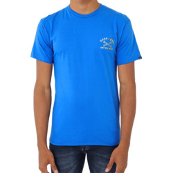 REMERA VANS STAGGERED SS AZUL MASC Cod:VN0A4ROJRYB