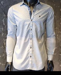CAMISA BIOTWO ROUGEANT CHAMBAY JEANS CLARO M-L Cod:55036-322