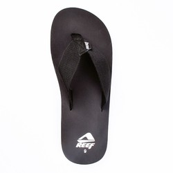 ZAPATILLA REEF RODOS NEGRO SIMPLE MASC Cod:RF002640BLA