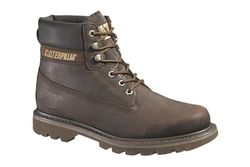 CALZADO CAT BOTA COLORADO COLOR CHOCOLATE N66 Cod:P710652
